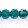 Crystal Round 8mm Emerald