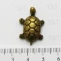 Antique Gold Turtle charms