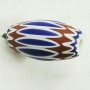 Antique Tappered Chevron Bead